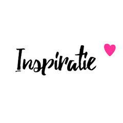 ❤ Inspiratie