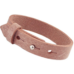 Cuoio armbanden leer voor 20mm cabochon