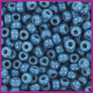 Miyuki rocailles 8/0 Duracoat opaque juniper berry 4485