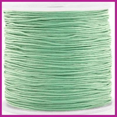 Macramé draad Ø0,8mm Basil green
