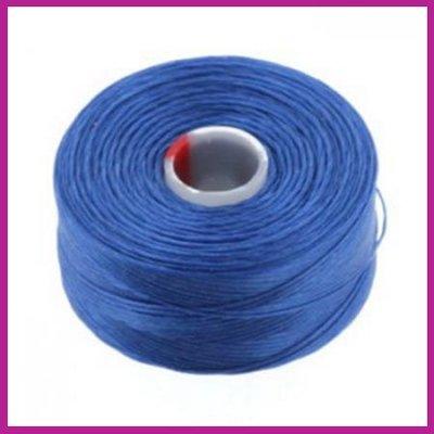 C-Lon D rijgdraad capri blue