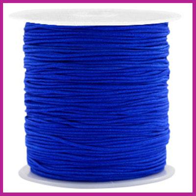 Macramé draad Ø0,8mm Kings blue