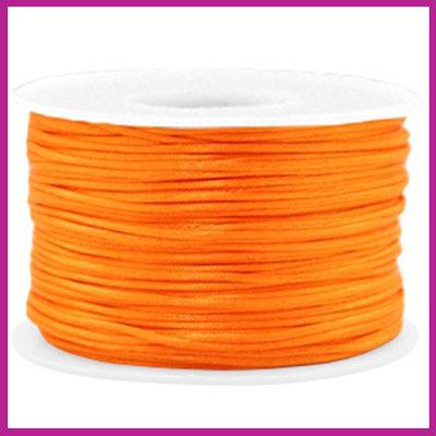 Satijnkoord Ø1,5 mm russet orange