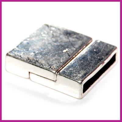 Magnetisch slot metaal 30x25mm (binnen 22,5x3,5mm) AZ