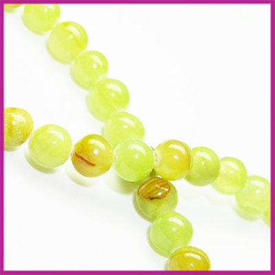 Natuursteen Lime rond ø8mm
