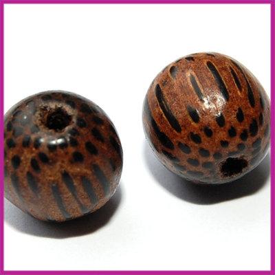 Patikan hout rond ø15 mm