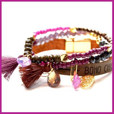 Purple Brown