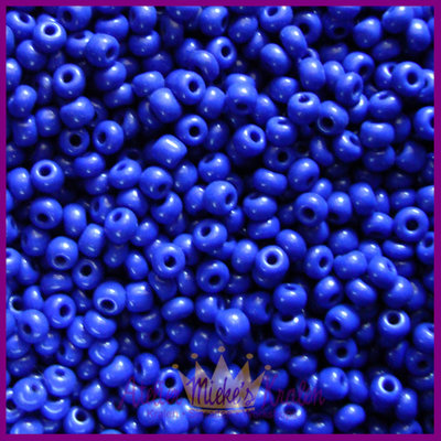 ToHo rocailles 8/0 Opaque Delftsblauw