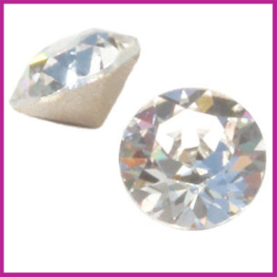 Swarovski puntsteen SS29 (6,2mm) Crystal