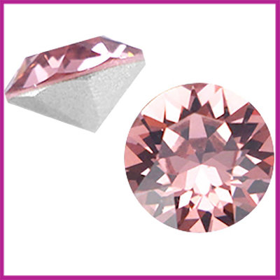 Swarovski puntsteen SS29 (6,2mm) Blush rose