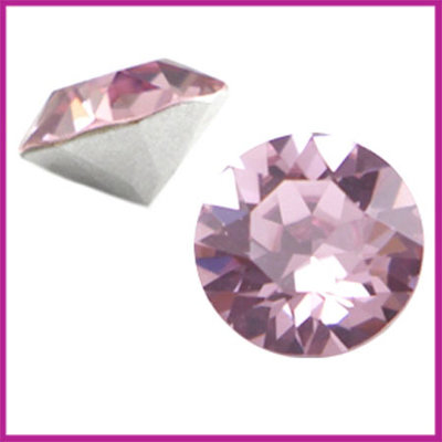 Swarovski puntsteen SS39 (8mm) Light Amethyst