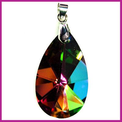 Asian Crystal hanger druppel Vitrail Medium