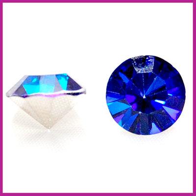 Preciosa MAXIMA puntsteen SS39 (8mm) Crystal Bermuda Blue