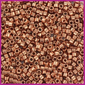 Miyuki Delica 11/0 Plated Copper