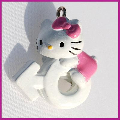 Hello Kitty vrouw teken