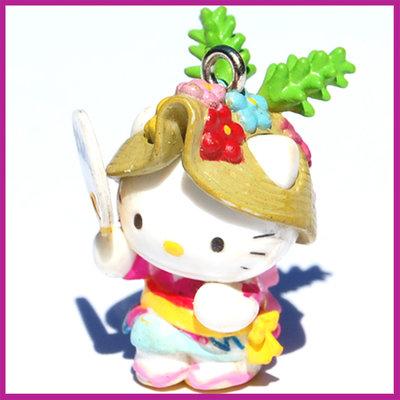Hello Kitty bloemetjes zoeken