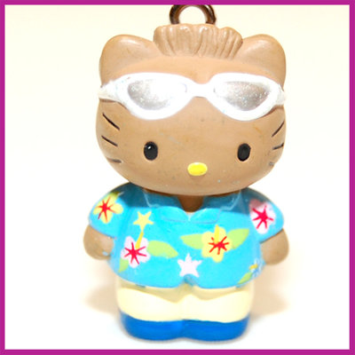 Hello Kitty Hawaii zonnenbril