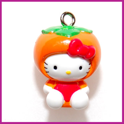Hello Kitty oranje sinaasappel