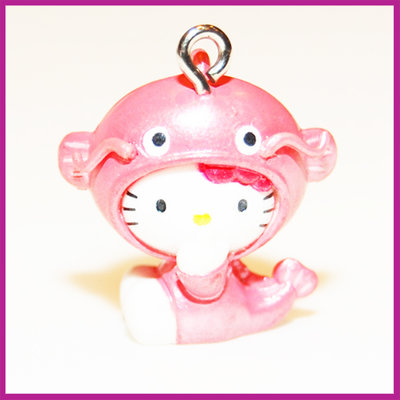 Hello Kitty roze vis