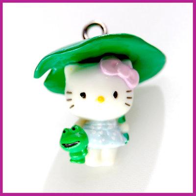 Hello Kitty tropische regen