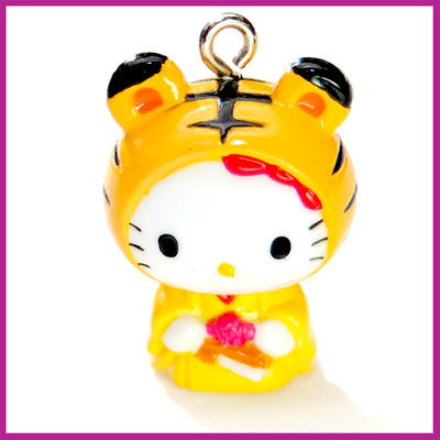 Hello Kitty tijgertje