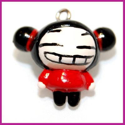 Pucca big smile