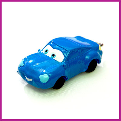 Disney Cars blauw