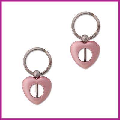 Keychain roze