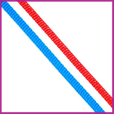 Lint 10 mm Hollandse vlag per 10cm