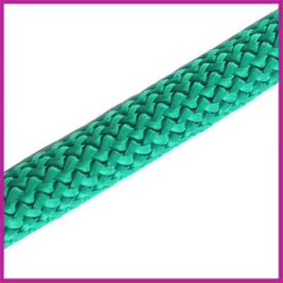 Dreamz koord 10mm Emerald Green per 10cm