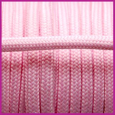 Dreamz koord 6mm Roze per 10cm