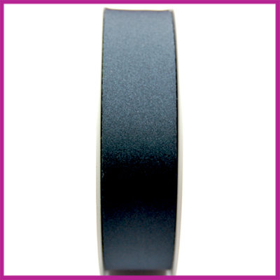 Ibiza lycra lint 25mm Antraciet