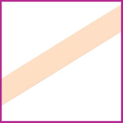 Lovi DQ leer plat 10mm Peach ca. 22,5cm