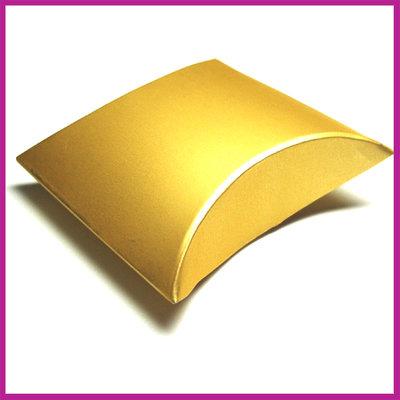 Gondeldoosje goud
