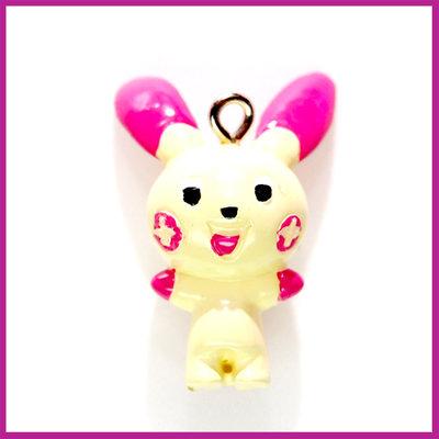 Pokemon figuurtje roze