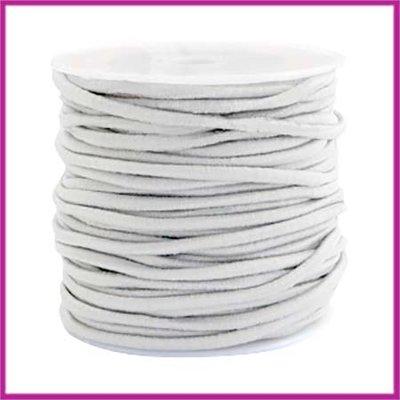 Gekleurd elastisch draad Ø2,5mm Beige grey