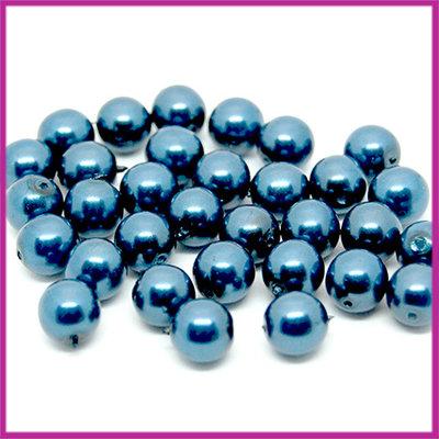 Glasparel Ø8mm montana blue