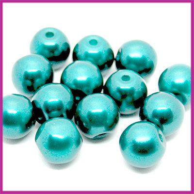 Glasparel Ø11mm zircon blue