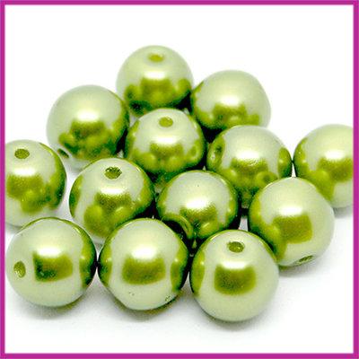 Glasparel Ø11mm olive green
