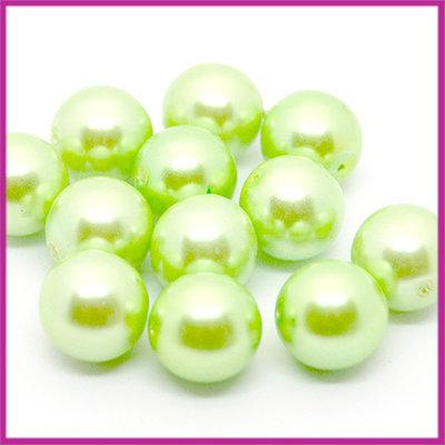 Glasparel Ø14mm lime green