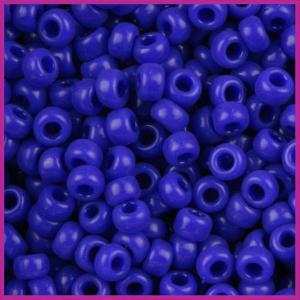 Toho rocailles 6/0 Opaque navy blue