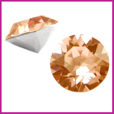 Swarovski puntsteen SS29 (6,2mm) Light Peach