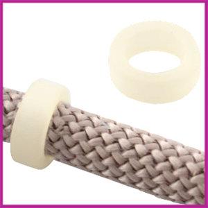 Dreamz Polaris schuiver matt 16x6mm Silk Beige