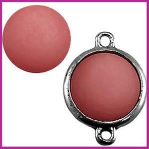 Polaris Cabuchon matt 12mm Antique Pink