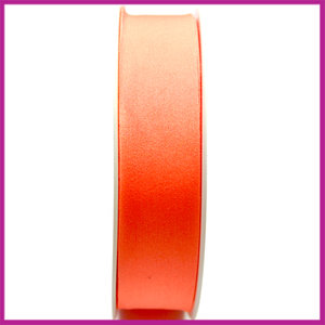 Ibiza lycra lint 25mm Neon oranje